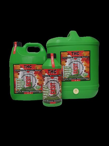 THC EKSIT Final Bloom Stimulator Hydro Kingdom